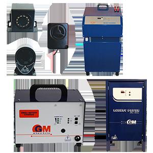 caricabatterie raddrizzatori industriali