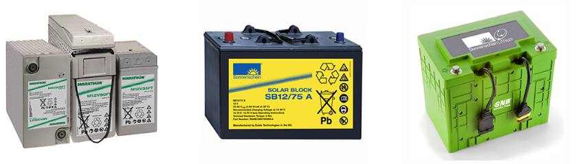 batterie veicoli elettrici